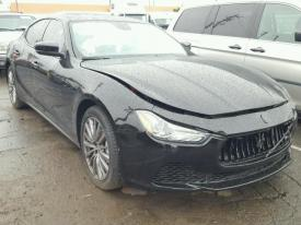 Salvage Maserati ALL MODELS